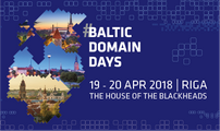 Baltic Domain Days 2018
